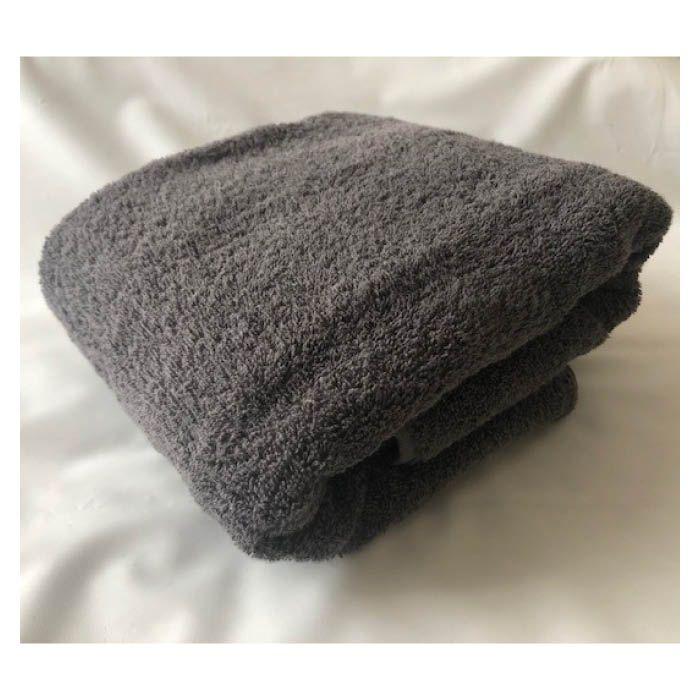 世界三大綿の1つである新疆綿を使用 柔らかくふわっとした感触が特徴のタオルです エントリーでポイント10倍 甘撚りバスタオル ダークグレー 2021 - 1時59分 20時 4 再再販 8 品質保証 11