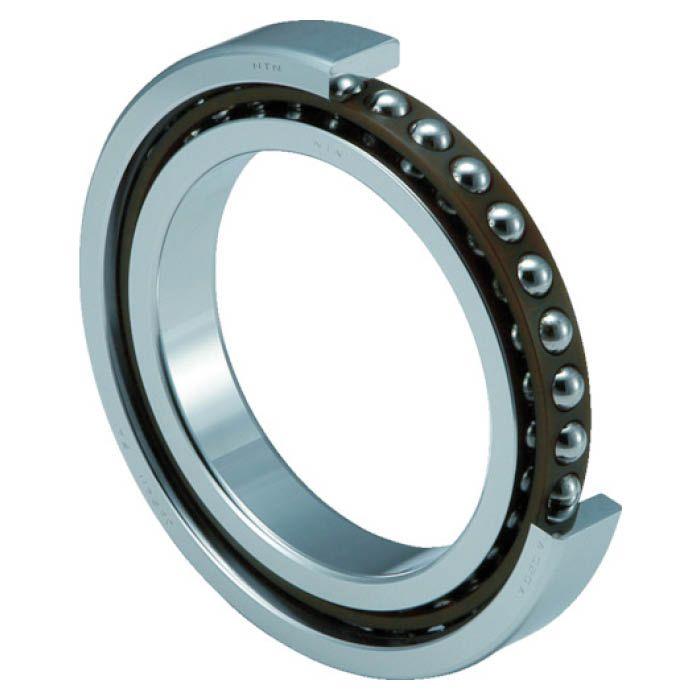 アンギュラ玉軸受は 非分離軸受で 玉と内輪 外輪との接触点を結ぶ直線がラジアル方向に対してある角度 授与 接触角 をもっています T 大幅にプライスダウン 中形ボールベアリング 内輪径110mm 幅38mm NTN 7222 外輪径200mm B