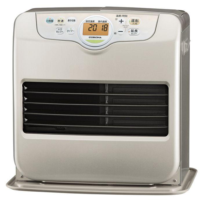 灯油長持ち 激安通販販売 即暖で快適 美品 CORONA C 石油ファンヒーター FH-G3620BY