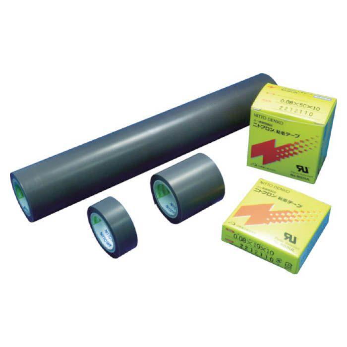テフロン基材に主としてシリコーン系粘着剤を塗布した耐熱性粘着テープです 耐熱性に優れます 売り出し T 売り込み 903X23X150 ニトフロン粘着テープNo903UL0.23mm×150mm×10m 日東
