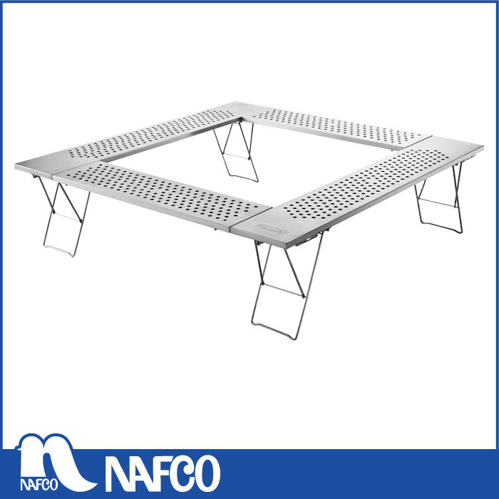 【アウトドア】 コールマン ファイヤープレイステーブル 2000010397