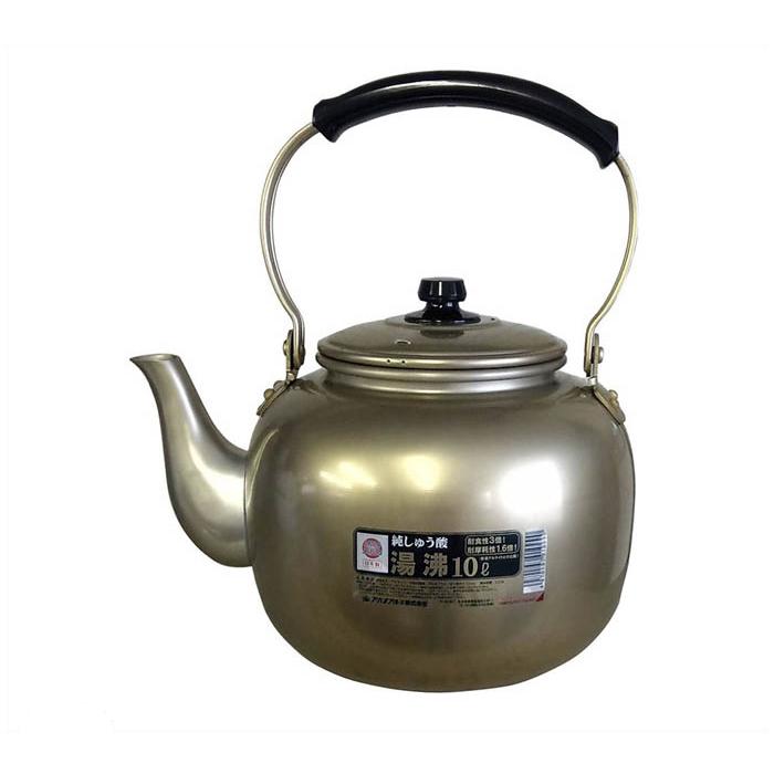 国産しゅう酸 湯沸 10L