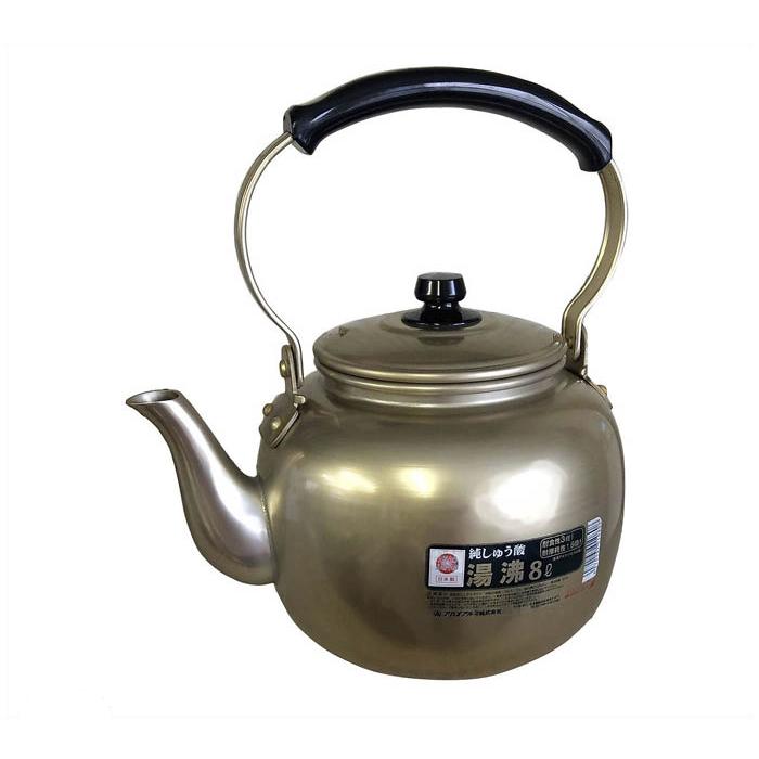 国産しゅう酸 湯沸 8L