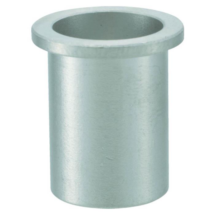 (T)TRUSCO(トラスコ)クリンプナット平頭スチール 板厚3.5 M5X0.8 1000個入