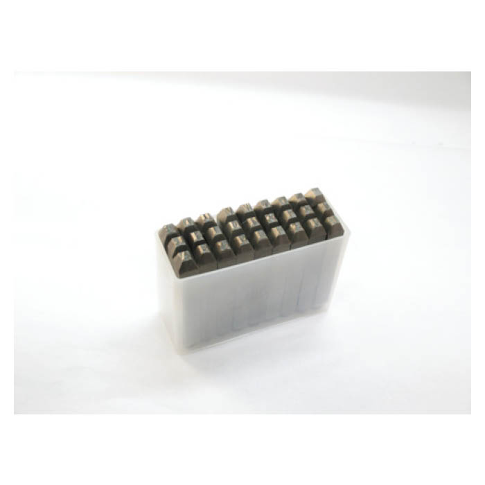 TRUSCO(トラスコ)逆英字刻印セット 1.5mm