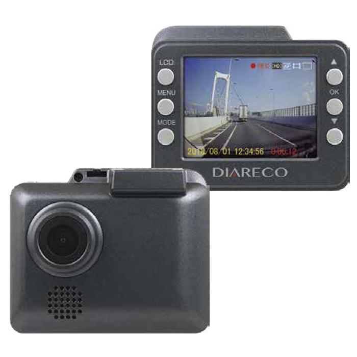 エンプレイス リアカメラ付きドライブレコーダー NDR-RC173