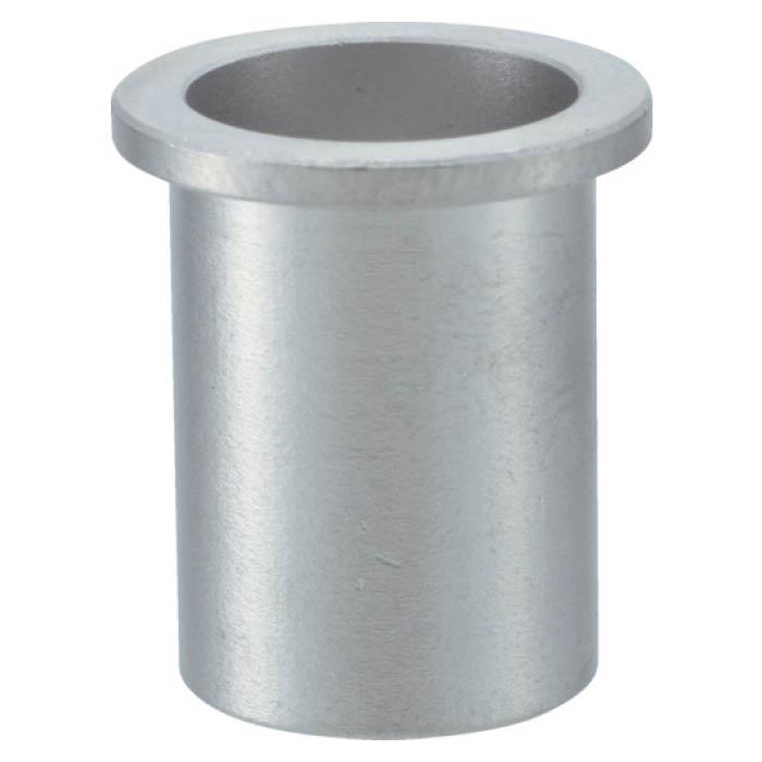 (T)TRUSCO(トラスコ) クリンプナット平頭ステンレス 板厚2.5 M5X0.8 100個入