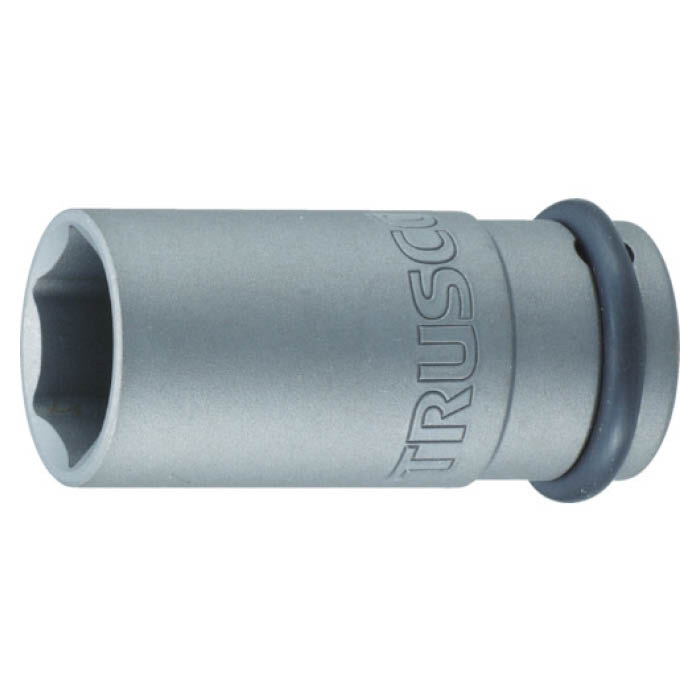 (T)TRUSCO(トラスコ) インパクト用ロングソケット(差込角25.4)対辺60mm