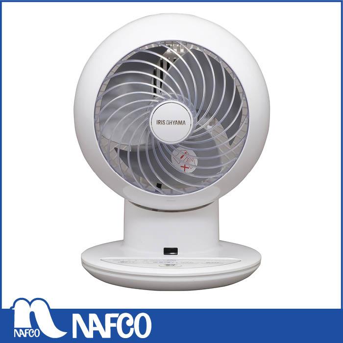 安値 エアコンとの併用で節電 サーキュレーター左右首振 ホワイト 数量は多 PCF-SC15