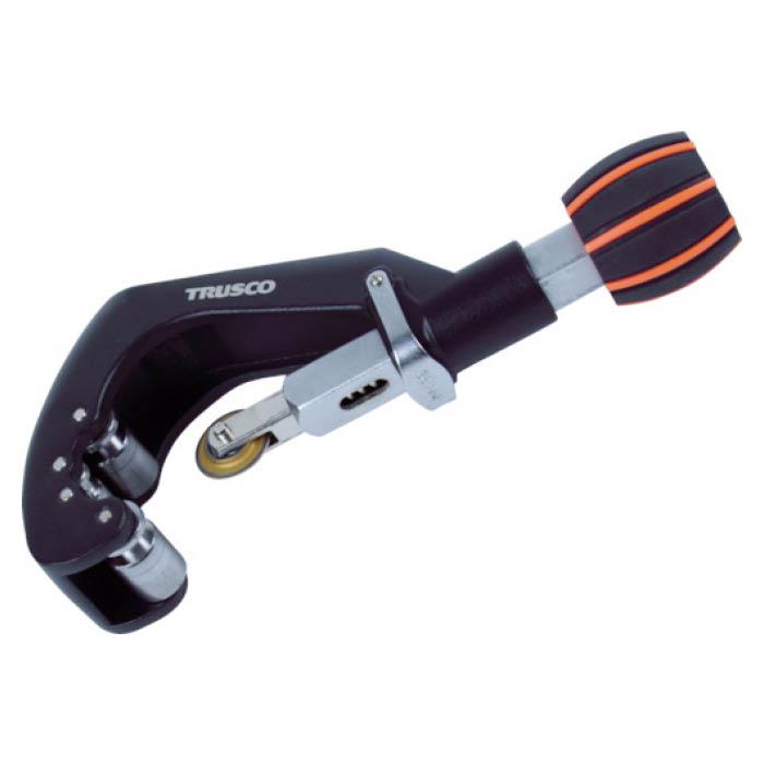 TRUSCO(トラスコ) チューブカッター(自動送り機能付き)チタンコーティング刃