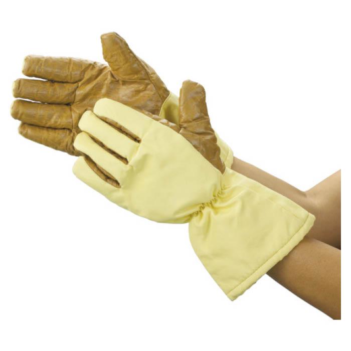 【エントリーでポイント10倍】TRUSCO(トラスコ) クリーンルーム用耐熱手袋33CMフリーサイズ【2019/1/9 20時ー1/16 1時59分】