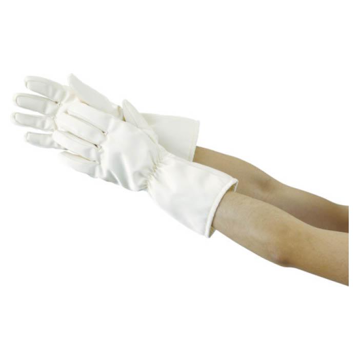 (T)TRUSCO(トラスコ) クリーンルーム用耐熱手袋35CM
