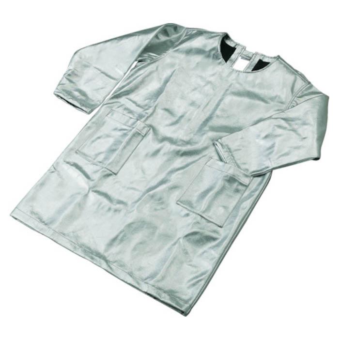 (T)TRUSCO(トラスコ) スーパープラチナ遮熱作業服エプロンLサイズ
