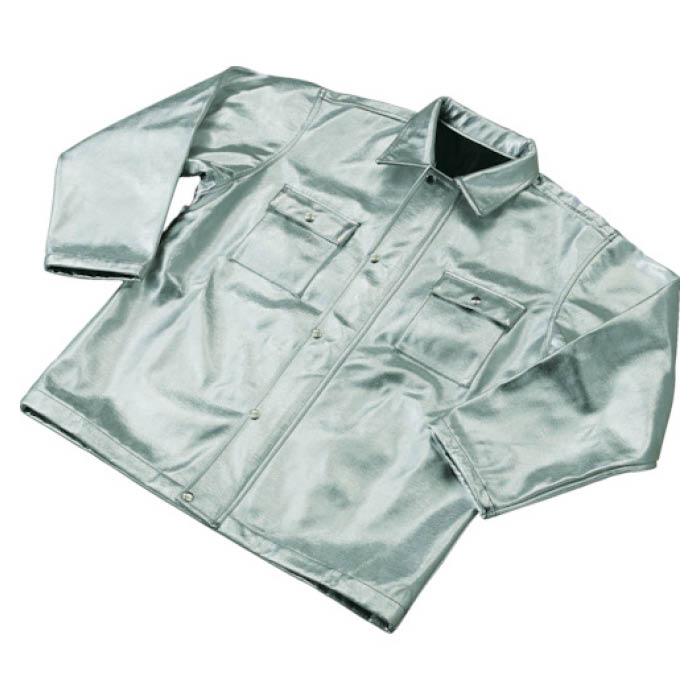 (T)TRUSCO(トラスコ) スーパープラチナ遮熱作業服上着Lサイズ