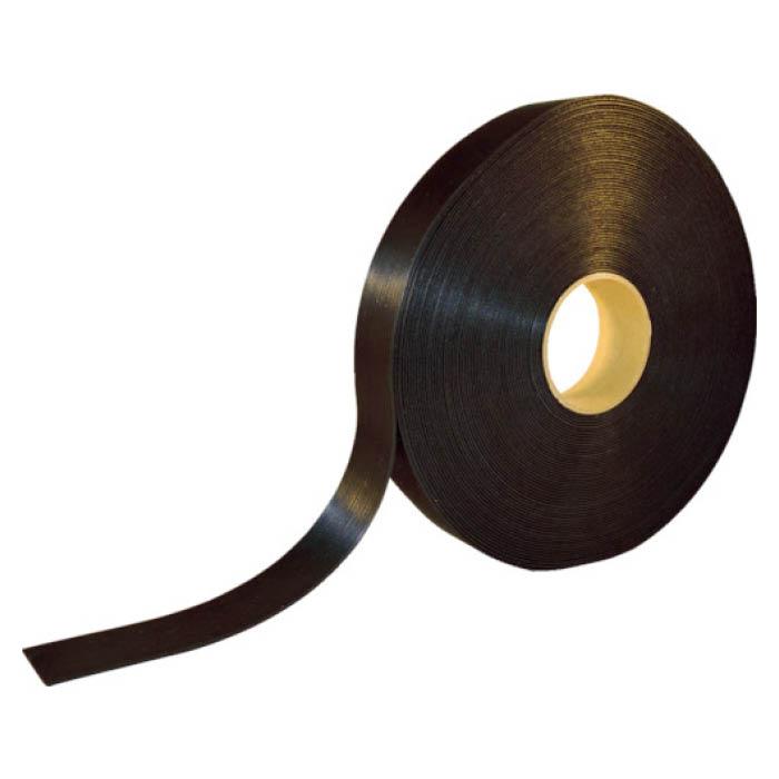 (T)TRUSCO(トラスコ) 耐候性マジックバンド結束テープ両面幅40mmX長さ30m黒