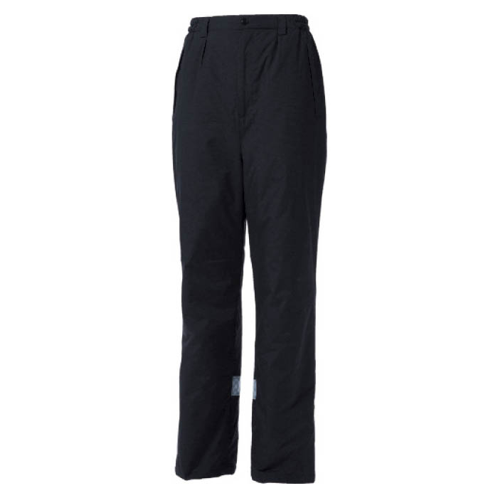 (T)TRUSCO(トラスコ) 暖かパンツMサイズブラック