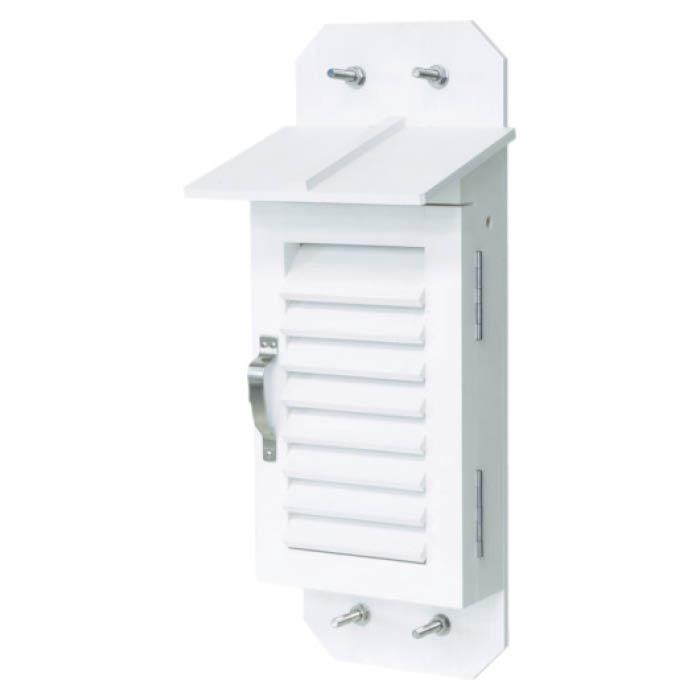 品質一番の (T)マイゾックス 特小14型百葉箱:ホームプラザナフコ店-DIY・工具