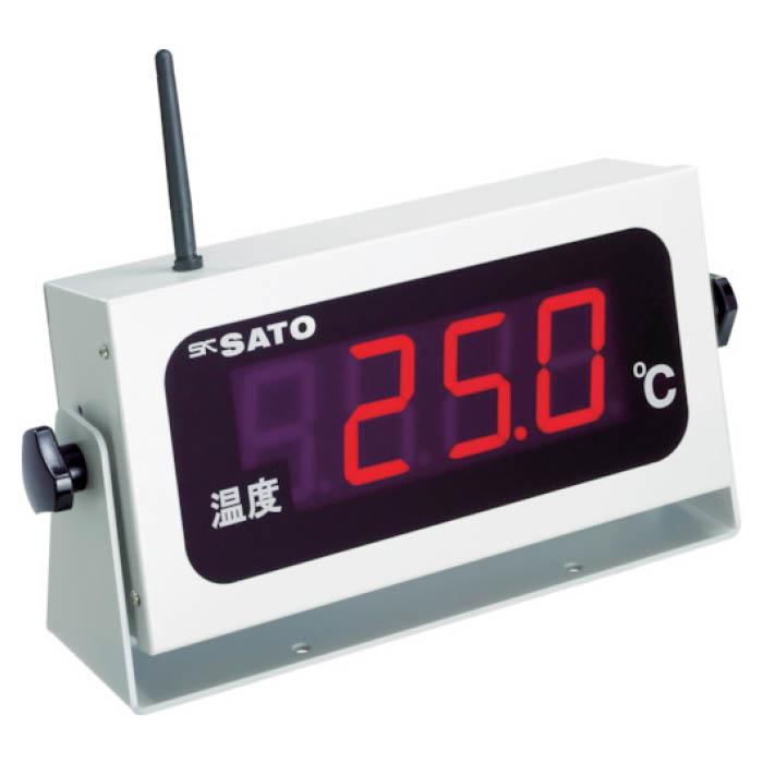 (T)佐藤 コードレス温度表示器(8101-00)