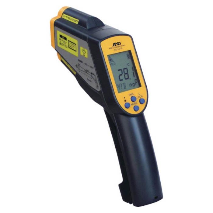 (T)A&D 赤外線放射温度計