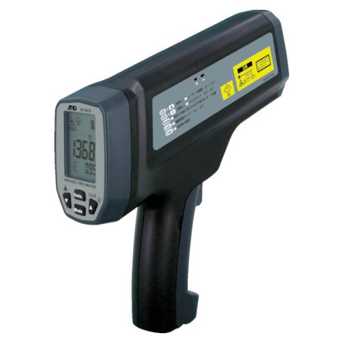 (T)A&D 高温・高D:S比 赤外線放射温度計