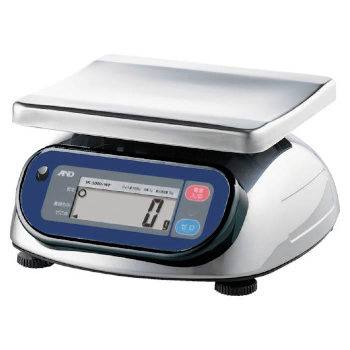 (T)A&D 防塵防水デジタルはかり(検定付)