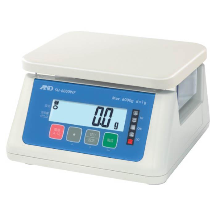 (T)A&D デジタル防水はかり 6000g