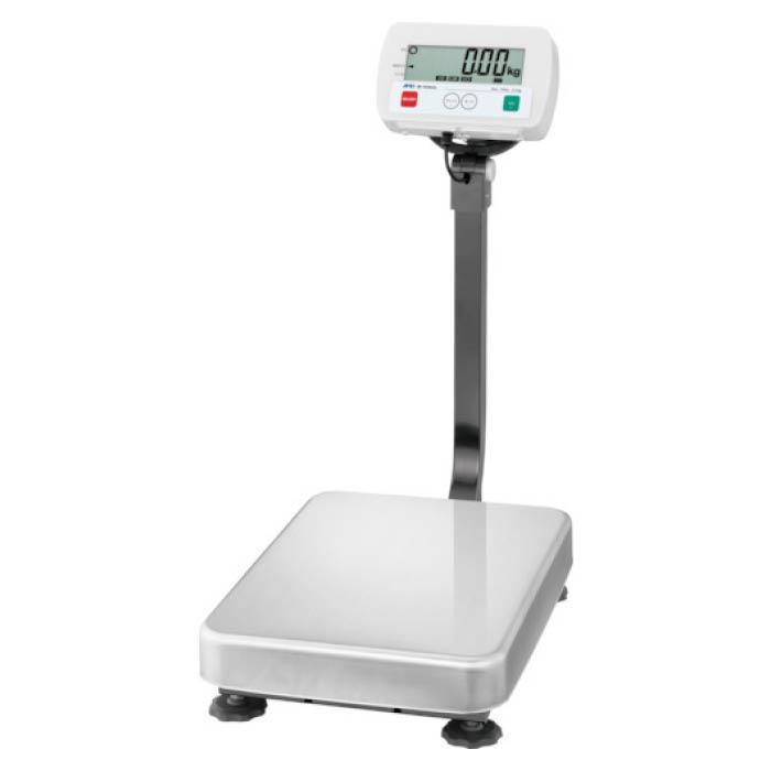 T A D 防水型デジタル台はかり 20g 大特価!! 150kg メーカー再生品