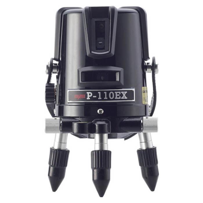 (T)マイゾックス レーザー墨出器  P-EXシリーズ P-110EX