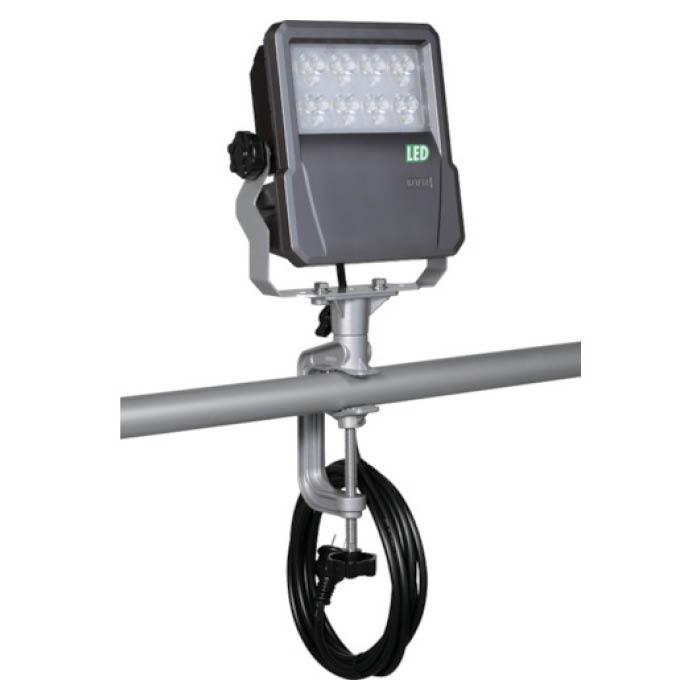 (T)ハタヤ LED投光器 60W バイス式 ケーブル5M付