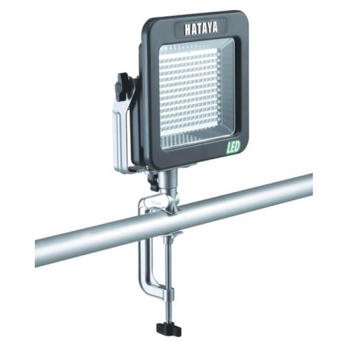 (T)ハタヤ 充電式LEDケイ・ライト バイス付アームセットタイプ