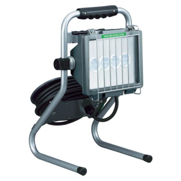 (T)ハタヤ 30WLED投光器 ドラムスタンドタイプ