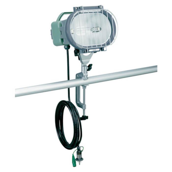 (T)ハタヤ 瞬時再点灯型150Wメタルハライドライト5m電線付バイス取付タイプ