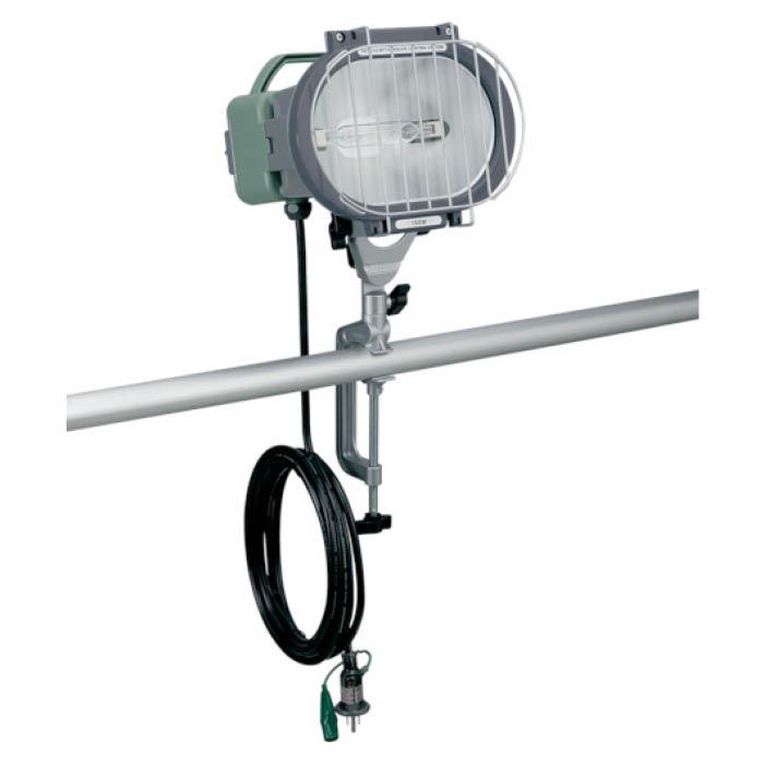 (T)ハタヤ 瞬時再点灯型150Wメタルハライドライト10m電線付バイス取付タイプ