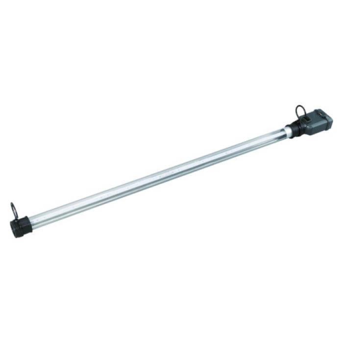 (T)ハタヤ LEDジューデンロングライト クリアカバータイプ