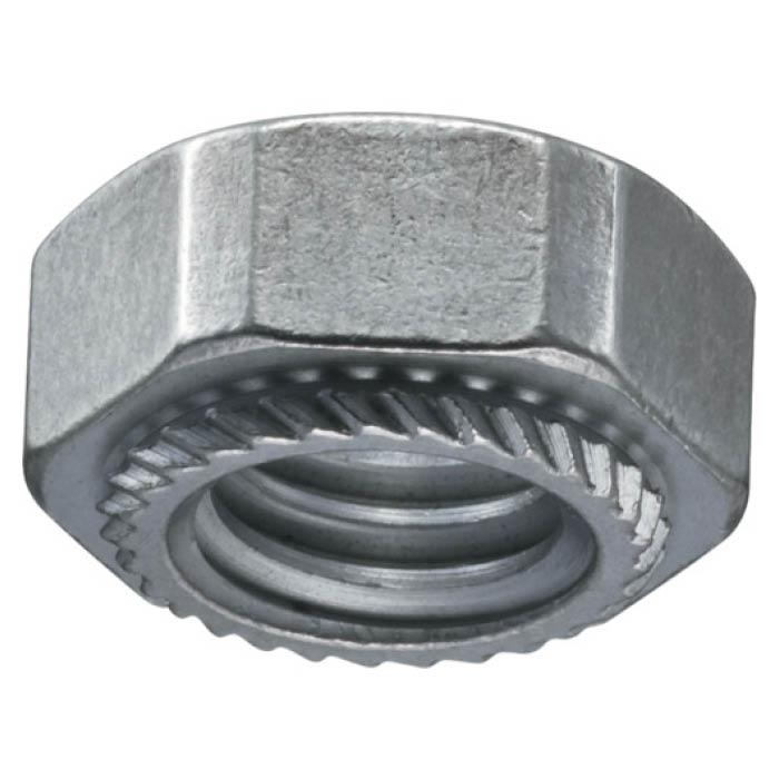(T)POP カレイナット/M3、板厚1.0ミリ以上、S3-09 (2000個入)