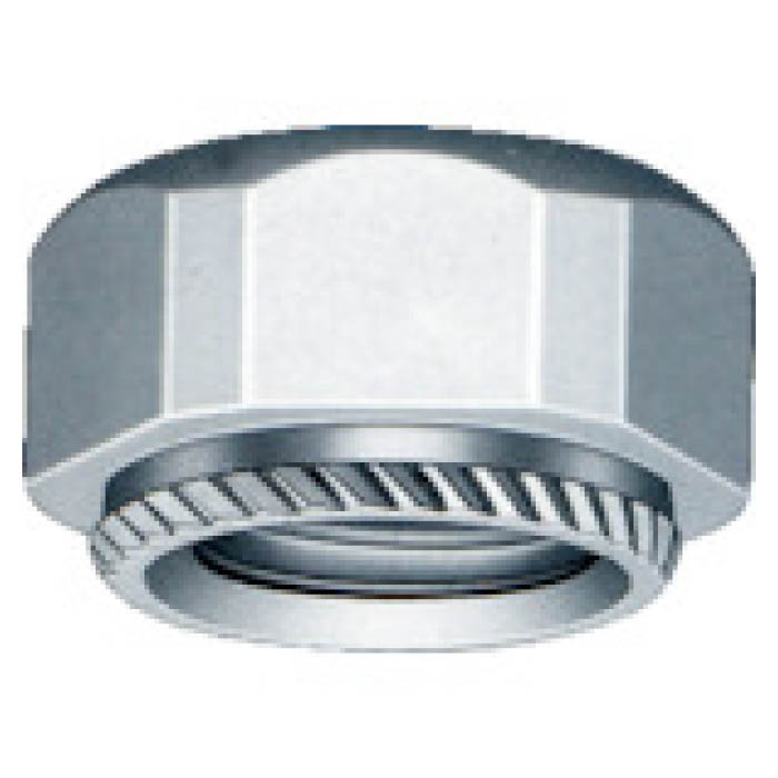 (T)POP カレイナット/M6、板厚1.6ミリ以上、S6-15 (500個入)