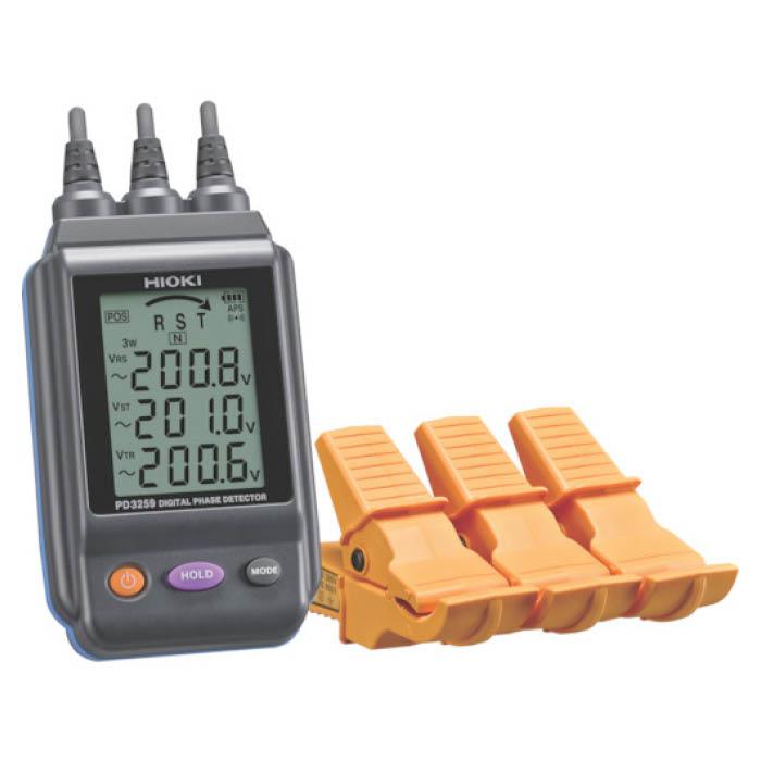 【エントリーでポイント10倍】(T)HIOKI 電圧計付検相器【2019/4/9 20時-4/16 1時59分】