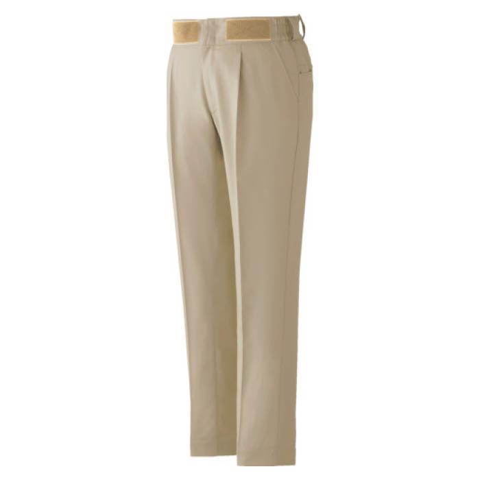 (T)ミドリ安全 楽腰パンツ パンツ単体 VE502P カーキ 3L
