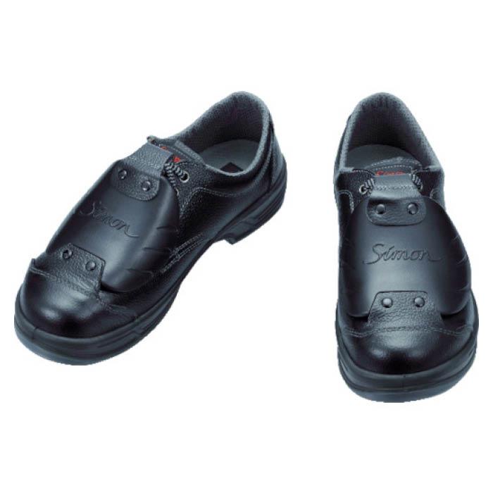 (T)シモン 安全靴甲プロ付 短靴 SS11D-6 27.5cm