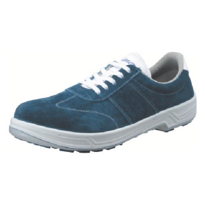 (T)シモン 安全靴 短靴 SS11BV 27.0cm
