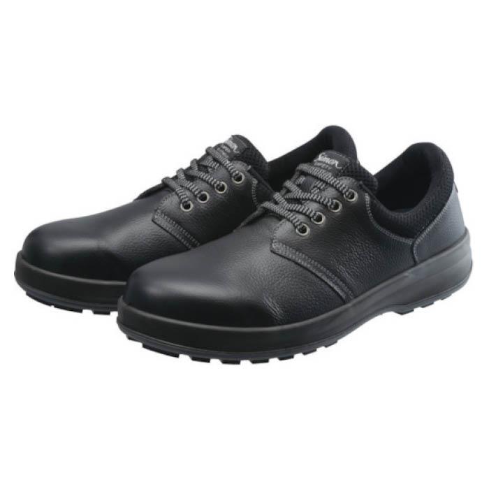 (T)シモン 安全靴 短靴 WS11黒 26.0cm