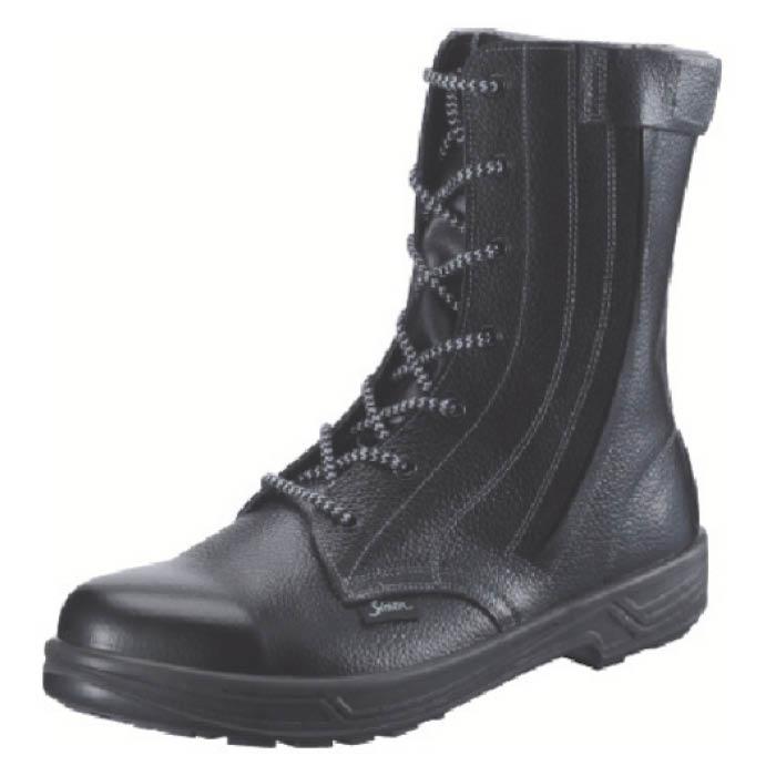【エントリーでポイント5倍】(T)シモン 安全靴 長編上靴 SS33C付 24.5cm【2019/7/21 20時 - 7/26 1時59分】