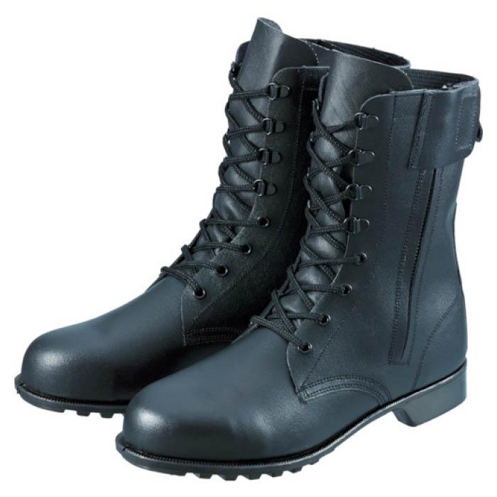 (T)シモン 安全靴 長編上靴 533C01 23.5cm