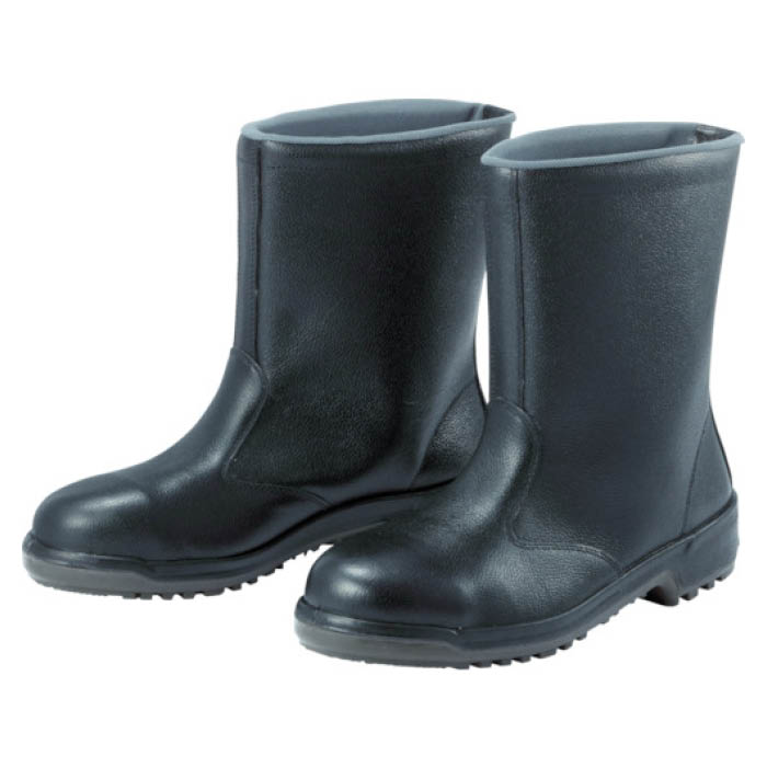 【エントリーでポイント5倍】(T)ミドリ安全 安全半長靴 25.0cm【2019/7/21 20時 - 7/26 1時59分】