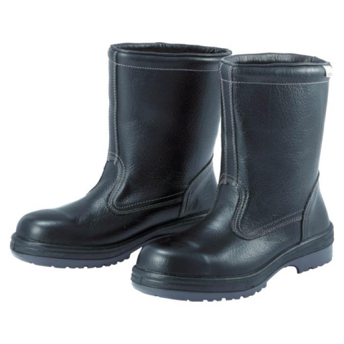 (T)ミドリ安全 ラバーテック半長靴 25.0cm