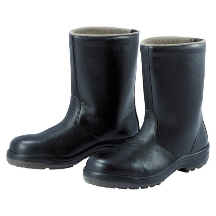 (T)ミドリ安全 ウレタン2層底 安全靴 半長靴 CF140 25.0CM
