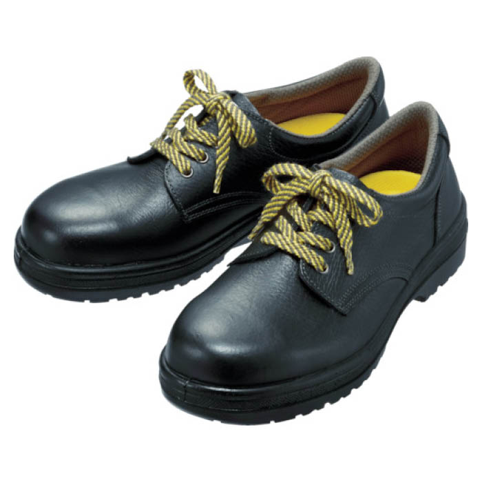 (T)ミドリ安全 静電短靴 24.5cm
