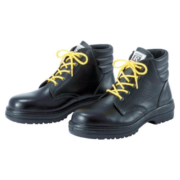 (T)ミドリ安全 静電中編上靴 28.0cm