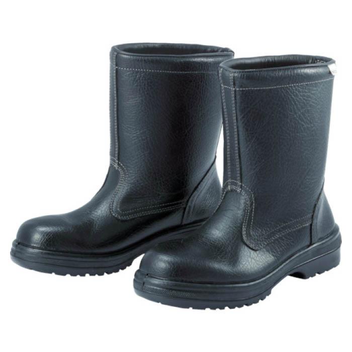 (T)ミドリ安全 静電半長靴 24.5cm