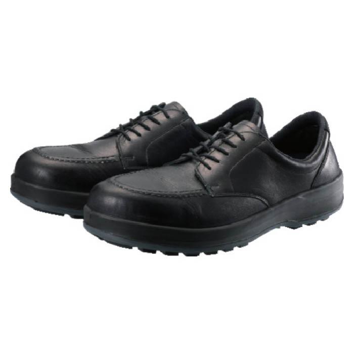 (T)シモン 耐滑・軽量3層底静電紳士靴BS11静電靴 25.5cm